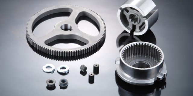 Powder Metal Gears and Sprockets